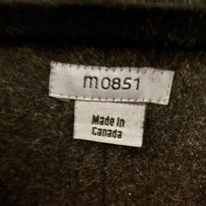 M0851 Jackets & Coats - M0851 Made in Canada Jacket Size 4